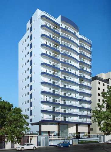 Apartamento, código 300210 em Praia Grande, bairro Caiçara