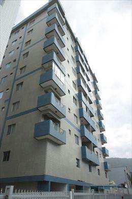 Apartamento, código 278101 em Mongaguá, bairro Centro