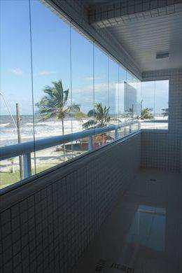 Apartamento, código 275301 em Mongaguá, bairro Jardim Praia Grande