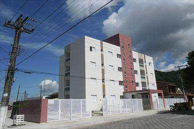 Apartamento, código 275001 em Mongaguá, bairro Pedreira