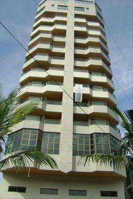 Apartamento, código 273901 em Mongaguá, bairro Centro