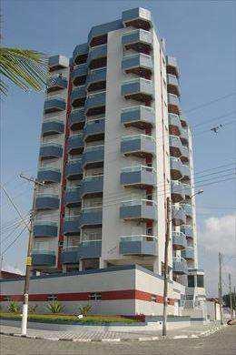 Apartamento, código 263901 em Mongaguá, bairro Jardim Praia Grande