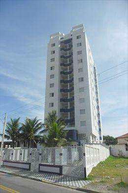 Apartamento, código 252201 em Mongaguá, bairro Vila Atlântica