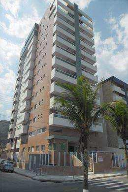 Apartamento, código 206900 em Mongaguá, bairro Centro
