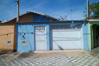 Casa, código 193500 em Mongaguá, bairro Balneário Jussara