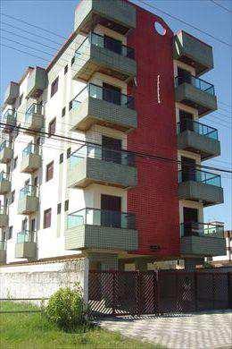 Apartamento, código 178700 em Mongaguá, bairro Agenor de Campos
