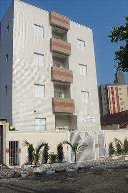 Apartamento, código 167901 em Mongaguá, bairro Jardim Praia Grande