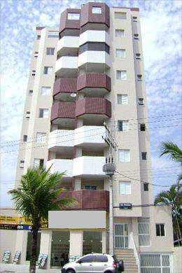 Apartamento, código 160701 em Mongaguá, bairro Vila Vera Cruz