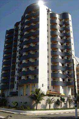 Apartamento, código 142801 em Mongaguá, bairro Vila Vera Cruz