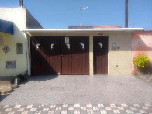 Casa, código 77006 em Mongaguá, bairro Balneário Jussara