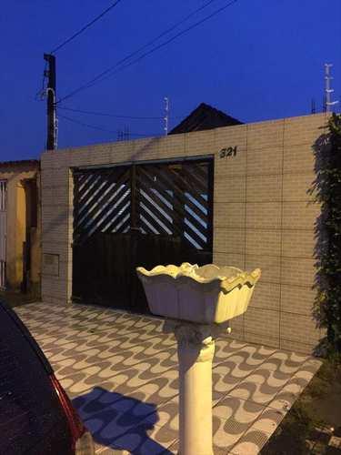 Casa, código 75606 em Mongaguá, bairro Balneário Jussara