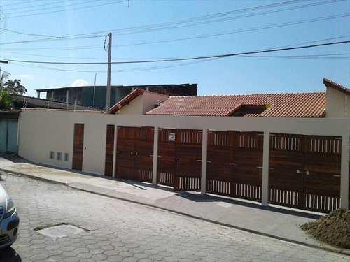 Casa de Condomínio, código 74906 em Mongaguá, bairro Balneário Umuarama