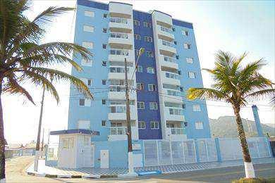 Apartamento, código 72606 em Mongaguá, bairro Vila Vera Cruz