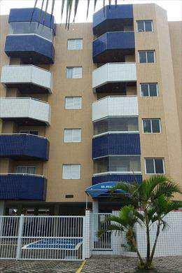 Apartamento, código 71706 em Mongaguá, bairro Balneário Itaóca