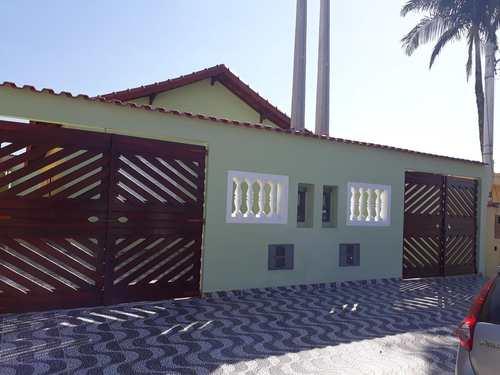 Casa, código 71106 em Mongaguá, bairro Jardim Leonor