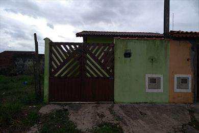 Casa, código 69906 em Mongaguá, bairro Jardim Leonor