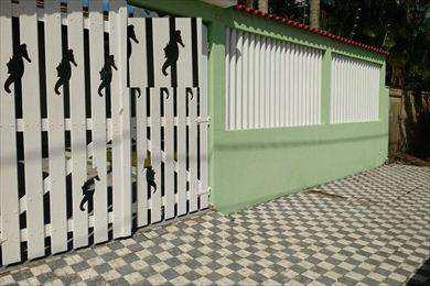 Casa, código 68106 em Mongaguá, bairro Balneário Itaóca