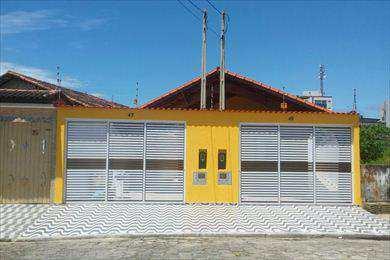 Casa, código 68206 em Mongaguá, bairro Agenor de Campos