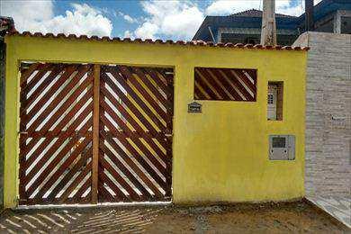 Casa, código 65706 em Mongaguá, bairro Agenor de Campos