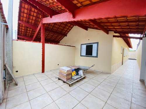 Casa, código 63306 em Mongaguá, bairro Itaóca