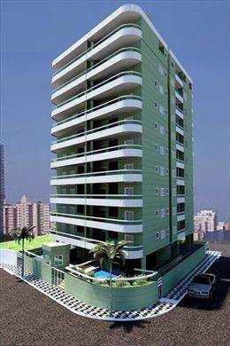 Apartamento, código 61806 em Praia Grande, bairro Canto do Forte