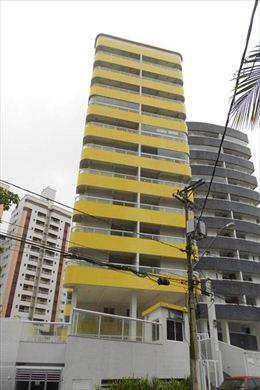 Apartamento, código 61306 em Praia Grande, bairro Mirim