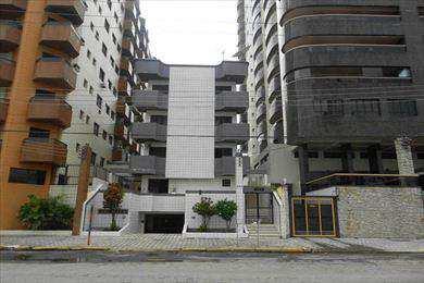 Apartamento, código 60906 em Praia Grande, bairro Guilhermina
