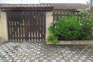 Casa, código 54206 em Mongaguá, bairro Balneário Jussara