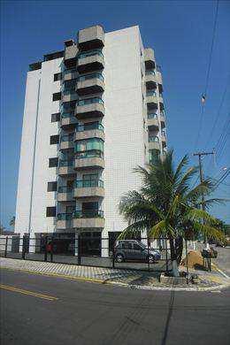 Apartamento, código 53306 em Mongaguá, bairro Balneário Itaóca