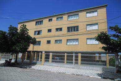Apartamento, código 51806 em Mongaguá, bairro Balneário Jussara