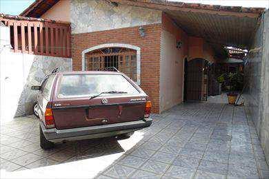 Casa, código 48606 em Mongaguá, bairro Balneário Flórida Mirim