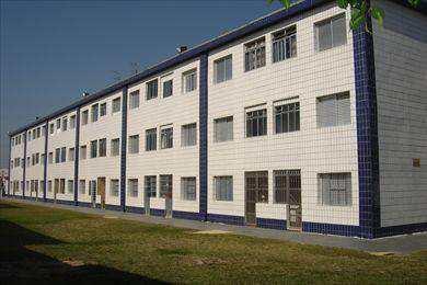 Apartamento, código 43406 em Mongaguá, bairro Balneário Jussara