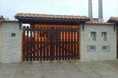 Casa, código 29607 em Itanhaém, bairro Balneário Campos Elíseos