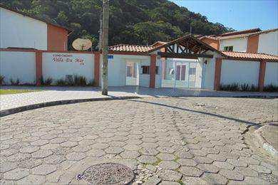 Casa de Condomínio em Mongaguá, no bairro Vila Arens