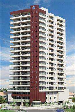 Apartamento, código 25507 em Praia Grande, bairro Aviação