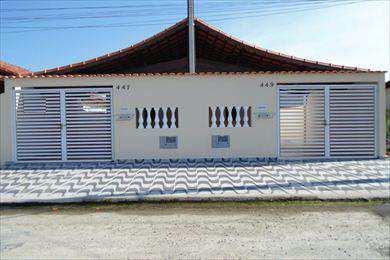 Casa, código 21007 em Mongaguá, bairro Balneário Jussara
