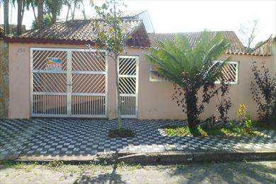 Casa, código 19206 em Mongaguá, bairro Agenor de Campos