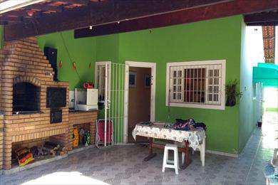 Casa, código 14407 em Mongaguá, bairro Balneário Jussara