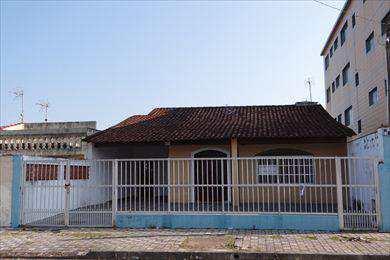 Casa, código 8407 em Mongaguá, bairro Balneário Jussara
