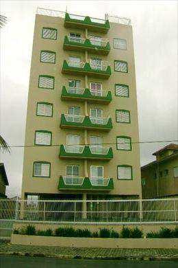 Apartamento, código 13707 em Mongaguá, bairro Vila Atlântica