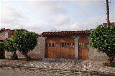 Casa, código 8207 em Mongaguá, bairro Balneário Jussara