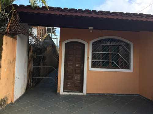 Casa, código 279326 em Mongaguá, bairro Balneário Jussara