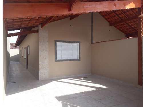 Casa, código 279337 em Mongaguá, bairro Balneário Plataforma