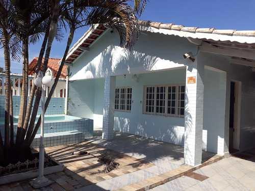 Casa, código 279338 em Mongaguá, bairro Agenor de Campos