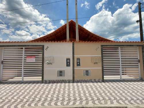 Casa, código 279340 em Mongaguá, bairro Pedreira