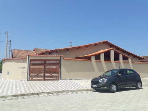 Casa, código 279341 em Mongaguá, bairro Balneário Plataforma