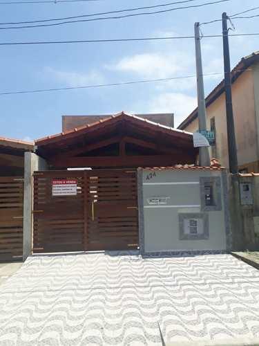 Casa, código 279342 em Mongaguá, bairro Balneário Plataforma