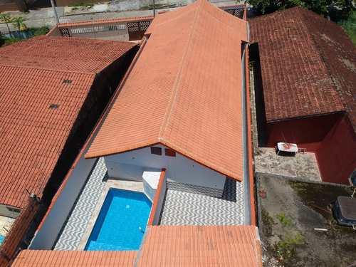 Casa, código 279344 em Mongaguá, bairro Vila Atlântica