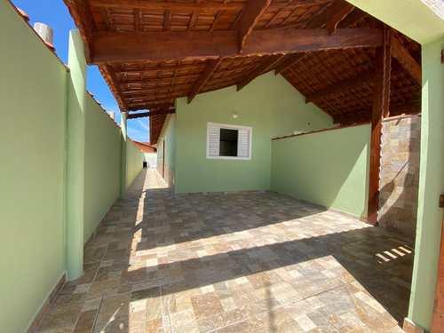 Casa, código 279344 em Mongaguá, bairro Jussara