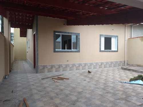 Casa, código 279350 em Mongaguá, bairro Balneário Plataforma
